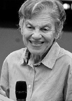 Dr. Mary Johnson