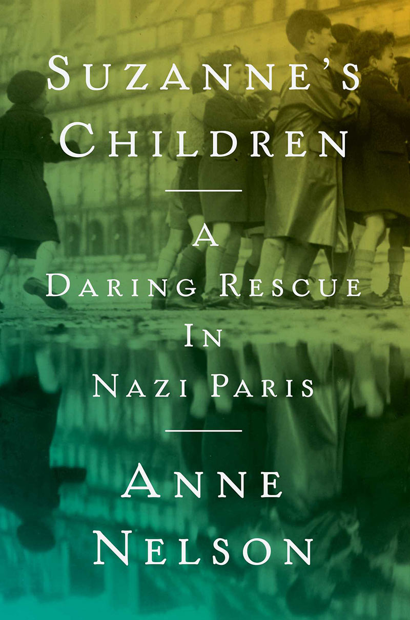 """Suzanne's Children"" by Anne Nelson - HERC Book Club"